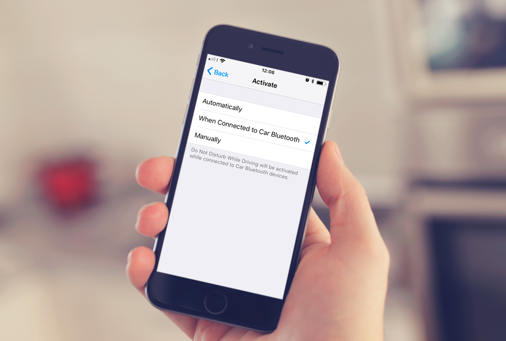 non-disturbo-alla-guida-iOS11