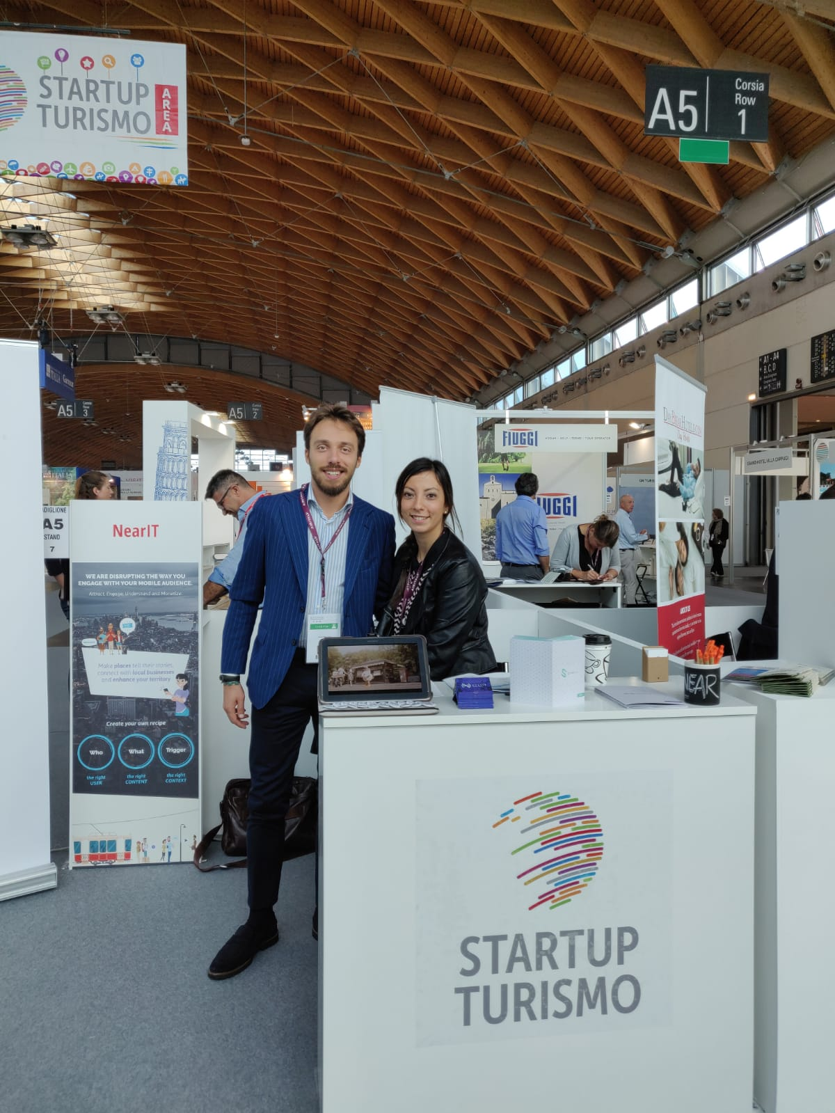 NearIT at Rimini TTG 2018