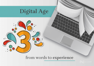Digital Age: from words to experience with NearIT
